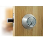 Deadbolt- D102-2 Piece- Double Cylinder