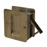 Passage Square Pocket Door Lock
