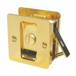 Privacy Square Pocket Door Lock