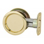 Passage Round Pocket Door Lock