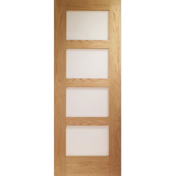 1816 shaker 4 panel full light