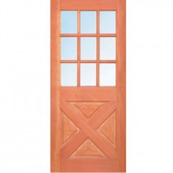 1310 6 panel door lite
